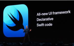 WWDC19 苹果宣布全新 UI 框架 SwiftUI